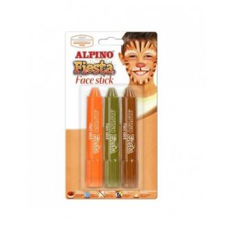 Alpino Face Stick Boys 3 Barras