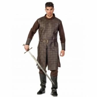 Disfraz Guerrero Medieval lujo adulto