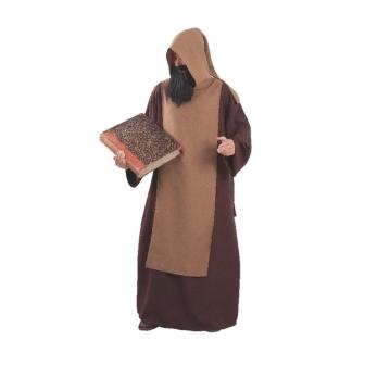 Disfraz Monje Medieval Adulto