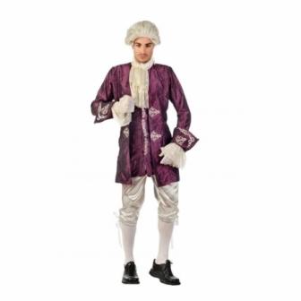 Disfraz Casanova Adulto Lujo
