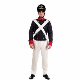 Disfraz Uniforme Soldado Ruso Zar hombre