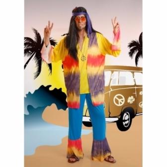 Disfraz Hippy Hombre