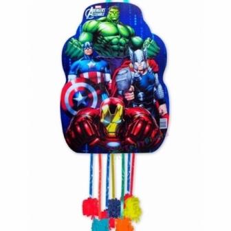 Piñata Perfil Vengadores