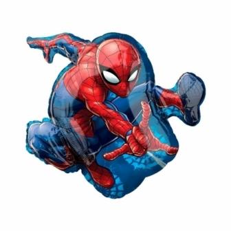 "Globo Foil 38"" Spiderman Action"
