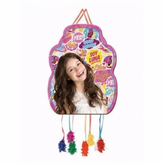 Piñata Perfil Soy Luna