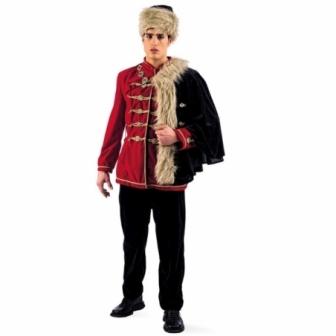 Disfraz Emperador Húngaro Adulto Lujo
