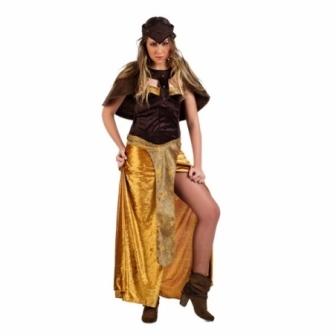 Disfraz Reina Medieval Toda Mujer