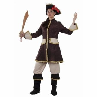 Disfraz Mosquetera adulta