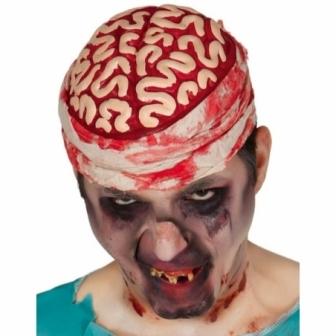 Cerebro Con Venda 32 Cm