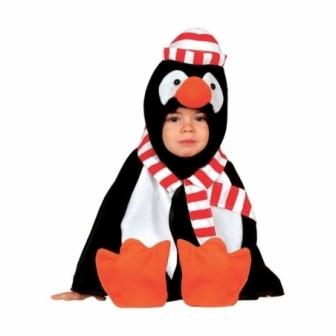 Disfraz Pingüino Bebé 12/24 meses