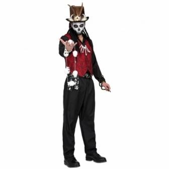Disfraz Voodo master hombre