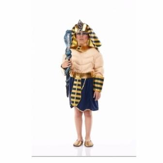 Disfraz Faraon musculoso infantil