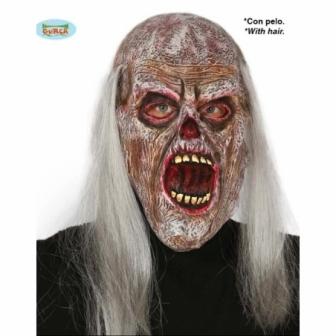 Máscara Látex zombie