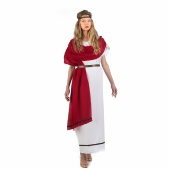 Disfraz Romana Aurelia dreams mujer