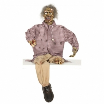 Zombie mutilado 160 cm