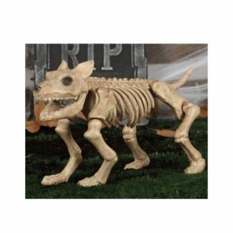 Esqueleto de perro 46 cm