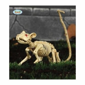 Esqueleto Rata 20cm