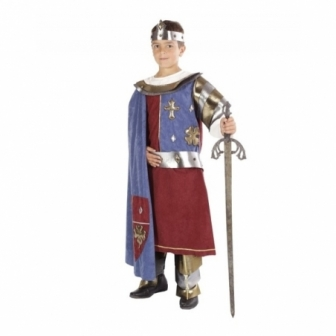 Disfraz  Rey Arturo Infantil