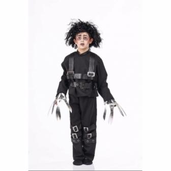 Disfraz manos con tijeras infantil