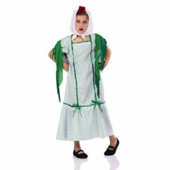 Disfraz de Chulapa para niña