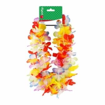 Collar Hawaiano flores 3 metros