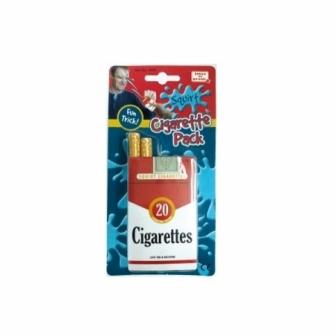 Paquete de Tabaco ducha broma