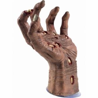 Mano zombie latex rotting
