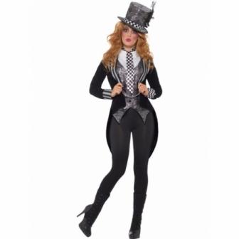 Disfraz de Sombrerera mujer deluxe