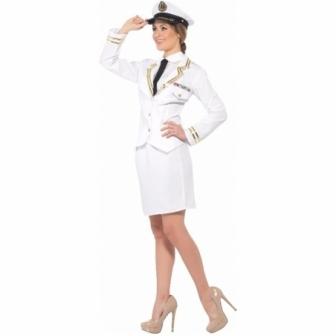 Disfraz Oficial de la Marina mujer XL