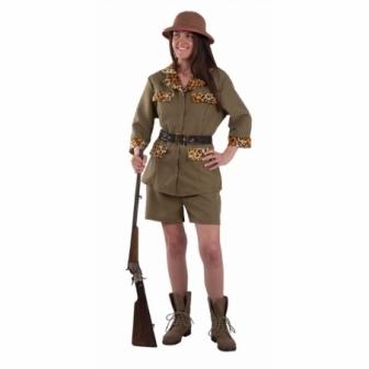 Disfraz Exploradora adulta