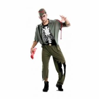 Disfraz Legionario zombie para hombre