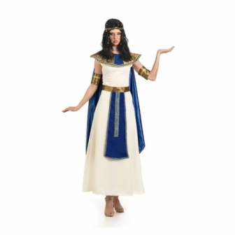 Disfraz Egipcia Nefartari Deluxe mujer