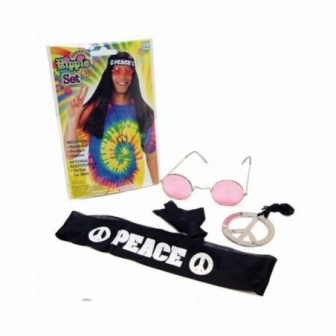 Complemento Hippie 3 Piezas