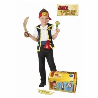 Cofre JAKE el pirata con accesorios Inf.