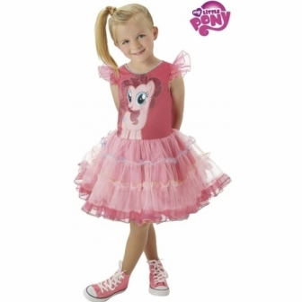 Disfraz Pinkie Pie para niña