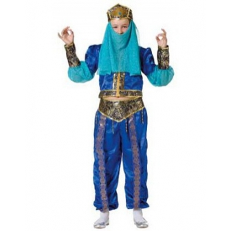 Disfraz Reina Mora para niña