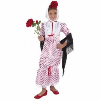 Disfraz Chulapa para niña