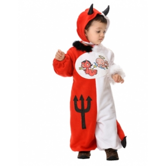 Disfraz Ángel/Demonio Bebé