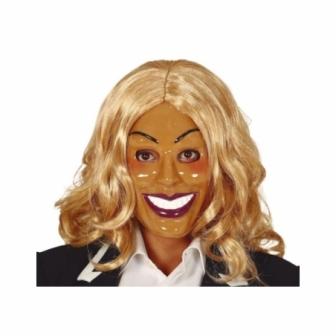 Máscara Ladrón pvc