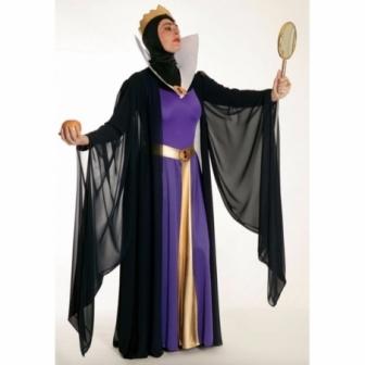 Disfraz de Madrastra deluxe para mujer