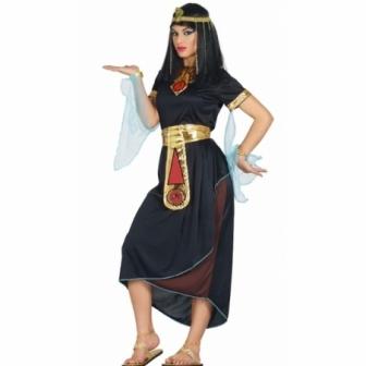 Disfraz Cleopatra negra para mujer