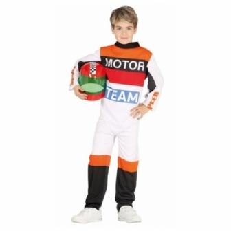 Disfraz Piloto de Moto infantil