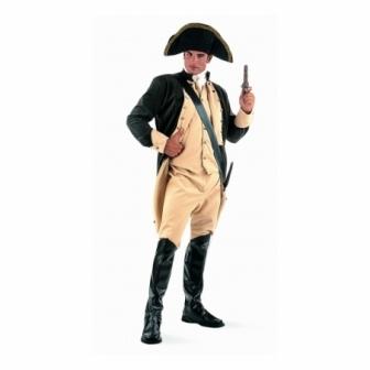 Disfraz Soldado George Lujo hombre