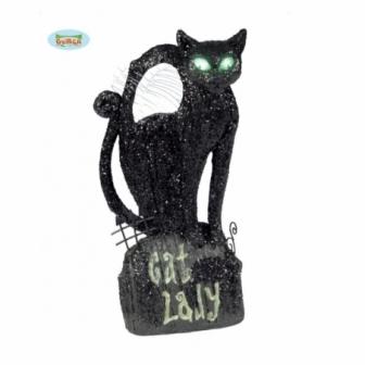 Gato Con Luz