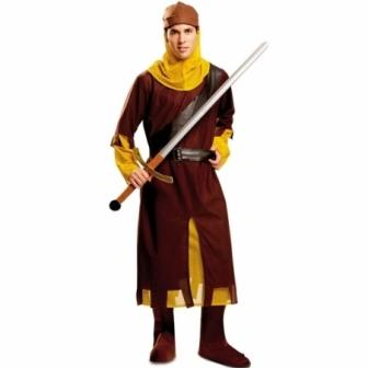 Disfraz Guerrero Medieval hombre T.ML