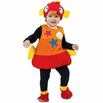 Disfraz Pequeño Pez infantil