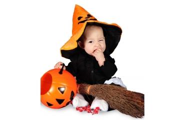 ¿Cuál es el disfraz perfecto para mi bebé en Halloween?